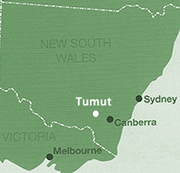 map-nsw-tumut